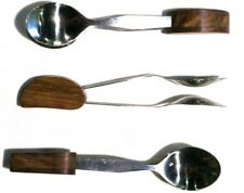 Scottish Irish Hand Percussion Folk Traditional Stainless Steel Musical Spoon