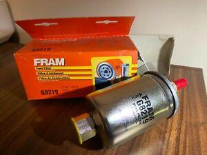 FRAM G8219 Fuel Filter 1997-05 Blazer S10 Jimmy Sierra 1500 Hombre Bravada GMC