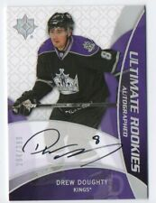 2008-09 Ultimate Collection  Drew Doughty Rookie AUTO #294/399