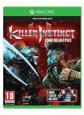 Killer Instinct Combo Breaker Pack Xbox One Brand New Factory Sealed