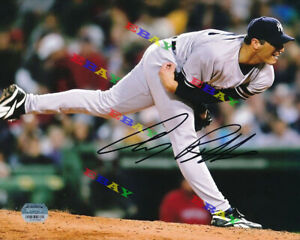 Andy Pettitte Yankees Signed Autographed Signed 8x10 Photo Reprint