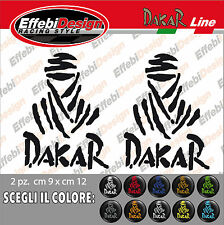 Adesivi stikers DAKAR PARIS RALLY AFRICA TWIN HONDA KTM Bmw CAGIVA IVECO