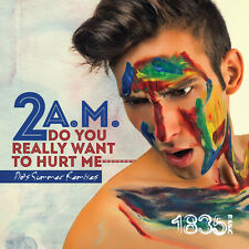 2 a.M. - Do You Really Want to Hurt Me (Dio's Summer Remix) [New CD] Extended Pl