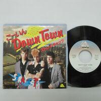 "Stray Cats – Down Town (Cross That Bridge) 7"" EP 1981 JAPAN BRIAN SETZER LP"