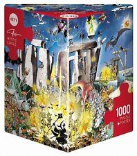 Giuseppe calligaro-Mystic Circle-Heye puzzle 29751 - 1000 PCs.