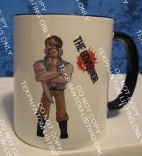 Walking Dead Governor Comic Character Mug Coffee Cup Barware Drinkware Cartoon
