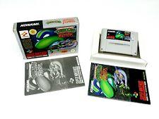 Super Nintendo Turtles Tournament Fighters Complete [NOE] SNES