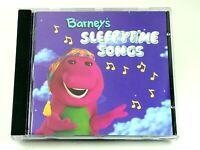 Barney - Barney's Sleepytime Songs, CD (1995 EMI Records)