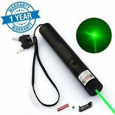 Dinsom Green Light Pointer High Power Visible Beam With Adjustable Focus For Hun