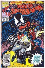 Web Of Spider-Man#95 Vf/Nm 1992 Venom Marvel Comics