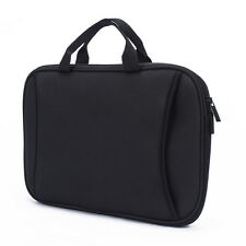 "Black Neoprene Tablet Sleeve Pouch Case Cover Carrying Bag For 10.2"" Apple iPad"