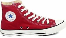 Converse Chuck Taylor Hi Jester Red 136503F Mens Size 10 Womens 12 Shoes