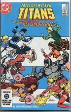 Teen Titans 1980 series # 48 near mint comic book