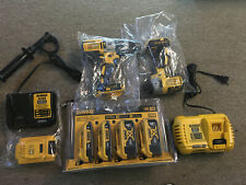 Dewalt Drill And Battery Lot ALL BRAND NEW