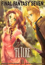 Final Fantasy 7 VII Doujinshi Comic Book Cloud Strife x Aerith Aeris Future III