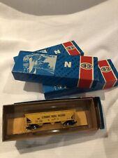 4 N Scale con-cor Emrr 1978 Elmhurst Model Railroad Club Car the friendly club.