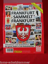 Panini Frankfurt sammelt Frankfurt Album Leeralbum