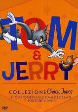 Tom & Jerry - Collezione Chuck Jones - Edizione 2-DVD