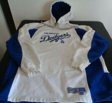 LOS ANGELES DODGERS Baseball VINTAGE Lee Hoodie XL Sweatshirt MLB Free Shipping