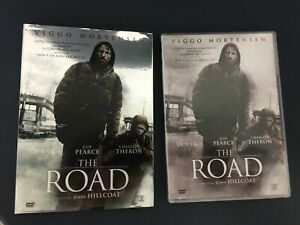 DVD THE ROAD VIGGO MORTENSEN DUVALL PEARCE CHARLIZE THERON Come Nuovo (R)
