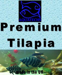 Premium Tilapia pellets EXR high protien premium fast growth sinking fish feed
