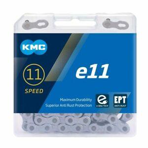 "KMC e11 11speed - 136 Links 1/2"" x 11/128"" - EPT Chain for E-Bike Electric Bikes"