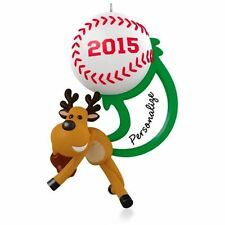 Hallmark Ornament 2015 Star Slugger