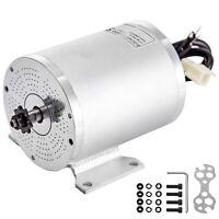 Brushless Motor Go Kart Electric Motor for Go Kart 36V 500W w/Mounting Bracket