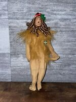 Cowardly Lion Barbie Pink Label Musical Collector Doll Wizard Of Oz Movie Mattel