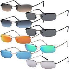 Verspiegelte Markenlose Herren-Sonnenbrillen
