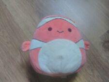 Squishmallow 19cm Super Soft Toy - Ricky The Clownfish Kellytoy Plush