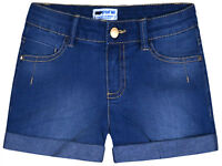 Girls Denim Shorts Kids New Summer Jeans Cotton Short Ages 2 3 4 5 6 7 8 9 Years