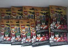Lego Batman The Movie Minifigure Series 1 X10 Blind Bags Sealed