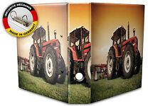 Motiv Akten Ordner Bedruckt 60mm DIN A4 Traktor