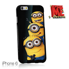 Despicable Me Minions Case Back Cover For iPhone 6  + Screen Guard