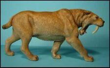Smilodon Fatalis (Saber-Toothed Tiger) Prehistoric Mammal Model Kit 071Aw02