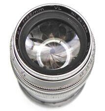 Steinheil 85mm f2.8 Culminar Leica SM  #691988