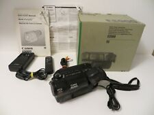 Canon Es900 Hi-Fi Stereo 8mm Video8 Camcorder Vcr Player Camera Video Transfer