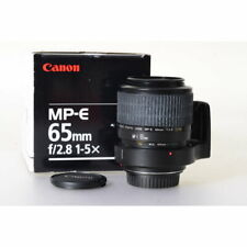 Canon MP-E 2,8/65 Makro 1-5x - Lupenobjektiv MP-E 65mm 1:2.8 Macro Lens