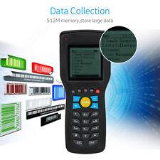 433MHz Inventario Macchina Barcode Dati Collettore Wireless Scanner Laser AA2