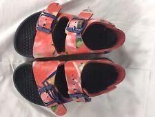 Birki'S Papillio birkenstock Child 11 / Euro 28 Red Fun sandals Shoes
