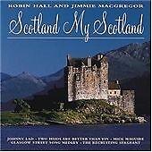 Robin Hall - Scotland My Scotland (1999) - NEW AND SEALED - 16 TRACKS