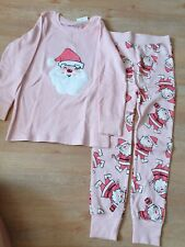 ♡ Next ♡ Christmas Pyjamas 4-5Years