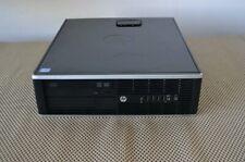 PC HP ELITE 8300 i7 16Go DDR3 256Go SSD WINDOWS 10 PRO