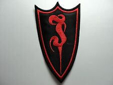 INQUISITION  EMBROIDERED PATCH