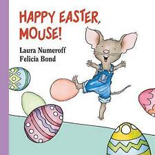 USED (VG) Happy Easter, Mouse! by Laura Numeroff