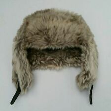 Faux Fur Fitted Hats for Men