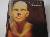 VANGELIS BEAUBOURG VINYL LP ORIGINAL 1978 RCA VICTOR AFL1-3020, STEREO TECHNO EX