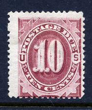 Bigjake: #J26, 10 cent Postage Due, 3rd Series