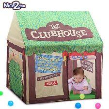 Tenda da gioco Tenda per bambini Popup Casetta per ragazzi e ragazze (t1B)
